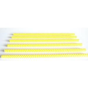 Pajitas-papel-amarillas-rayas-blancas