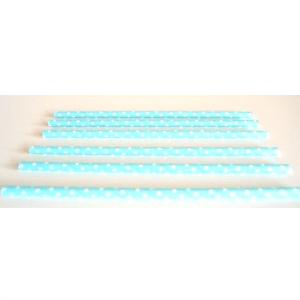 Pajitas-papel-azules-lunares-blancos