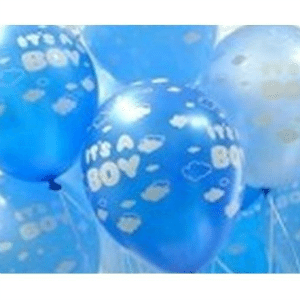 globos-bebe