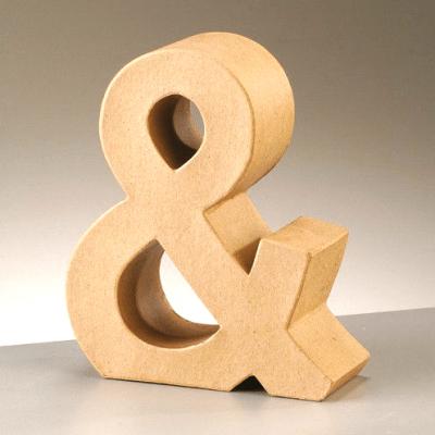 letras craft grandes