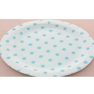 plato-redondo-lunares-azules