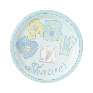 platos-baby-shower-azul