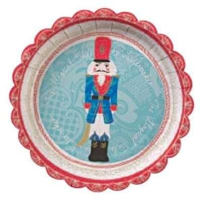 platos-navidad-cascanueces