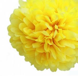 pom-pom-amarillo