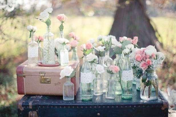 Jarrones boda