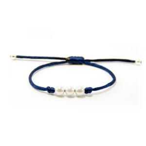 pulsera-perlas-azul-marino