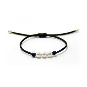 pulsera-perlas-negra