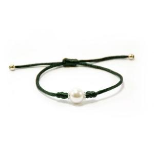 pulsera-perla-verde-oscuro