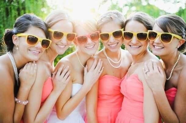 Regala Gafas de sol en tu boda