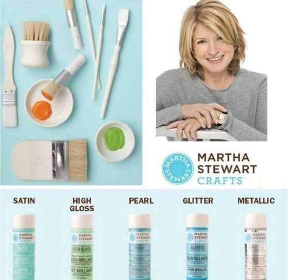 Martha Stewart en SDM