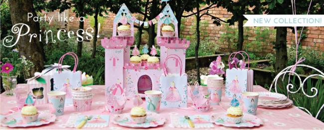 Fiestas para los peques de princesas
