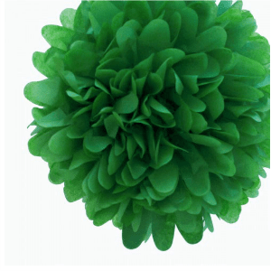 pom-pom-verde-oscuro