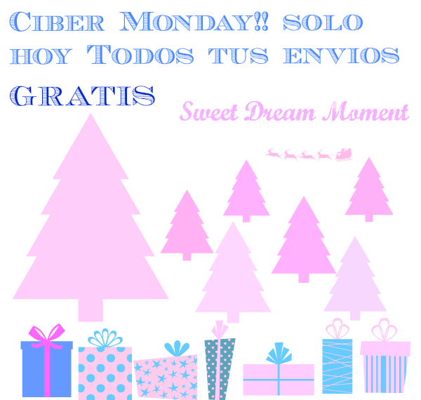 Ciber Monday en Sweet Dream Moment