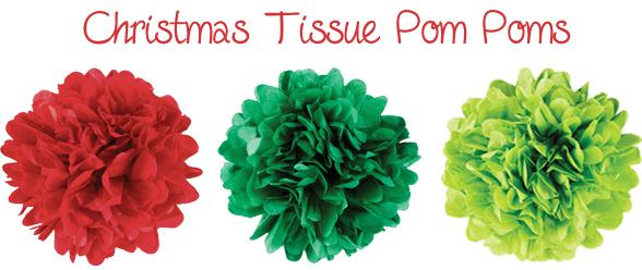Navidad-con-pompones-de-papel