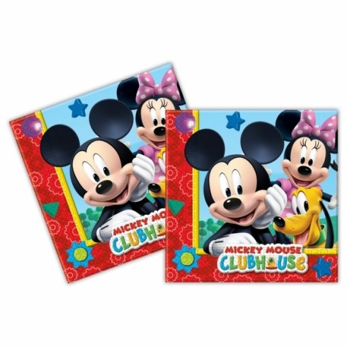 Servilletas papel Mickey