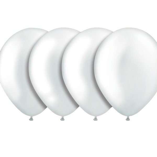 Globos Blancos