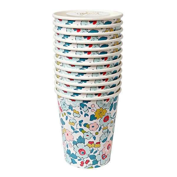 Vasos Flores Liberty Betsy
