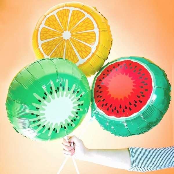 Globos Frutas Tropicales