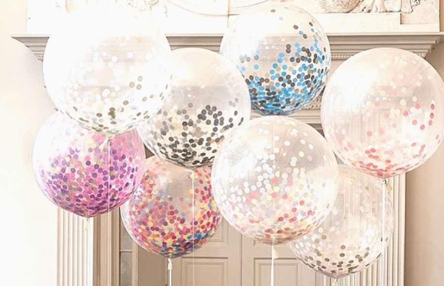 globos con confeti por dentro
