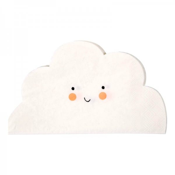 servilletas nube