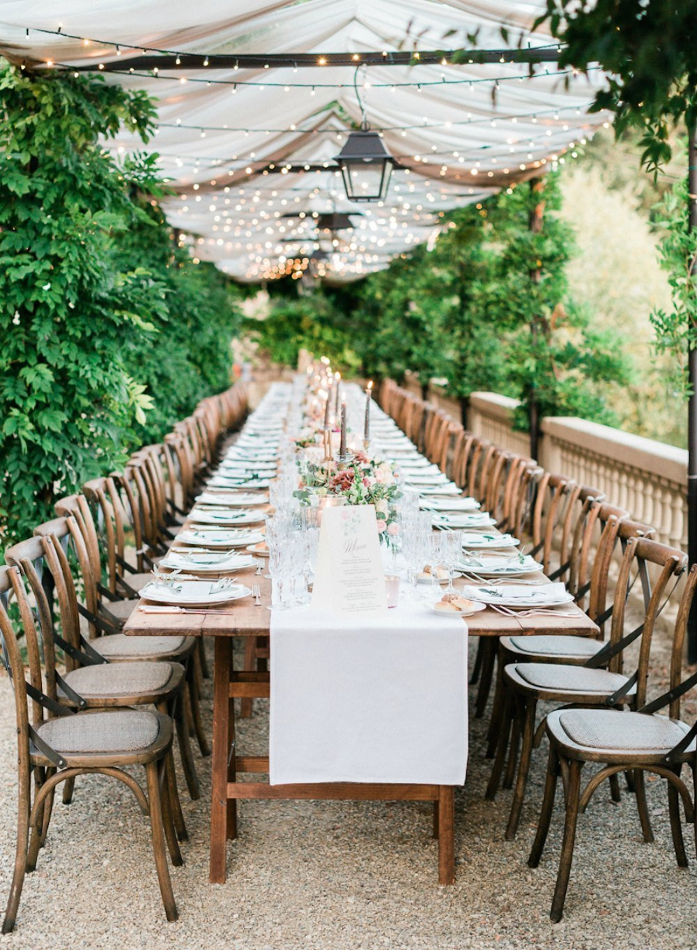 Inspiracion boda en la Toscanna