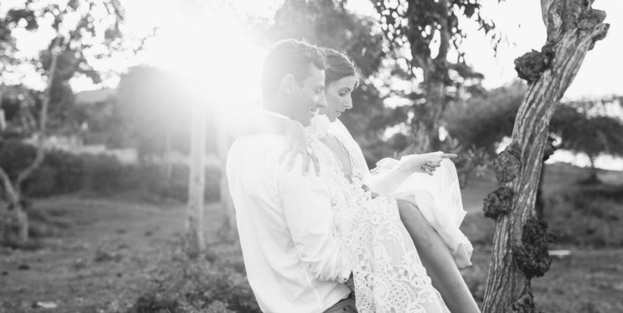 Claves de una boda con aires exóticos