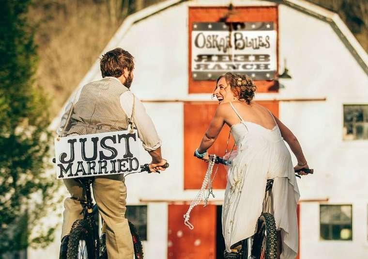 5 ideas creativas para una boda original