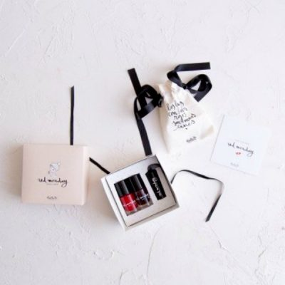 Beauty Bride pack Love Red Monday