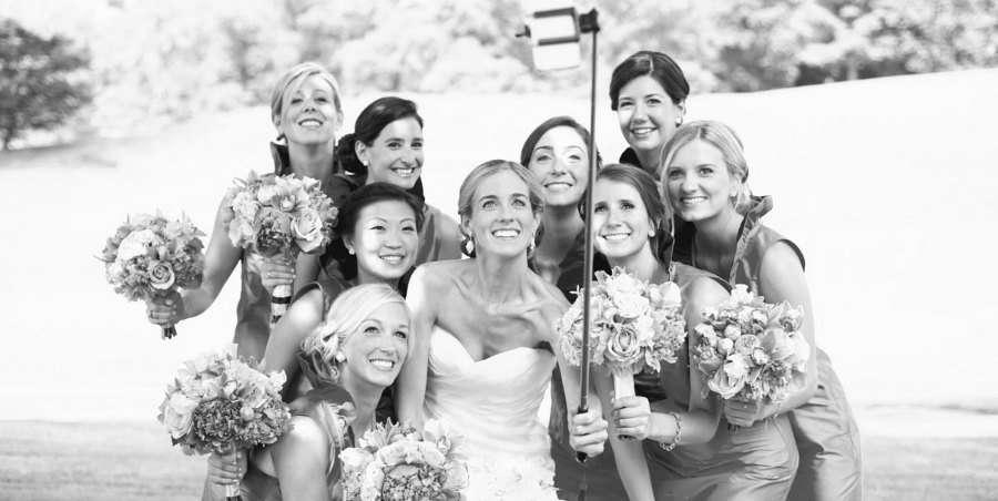 Regala Palos selfie en tu boda