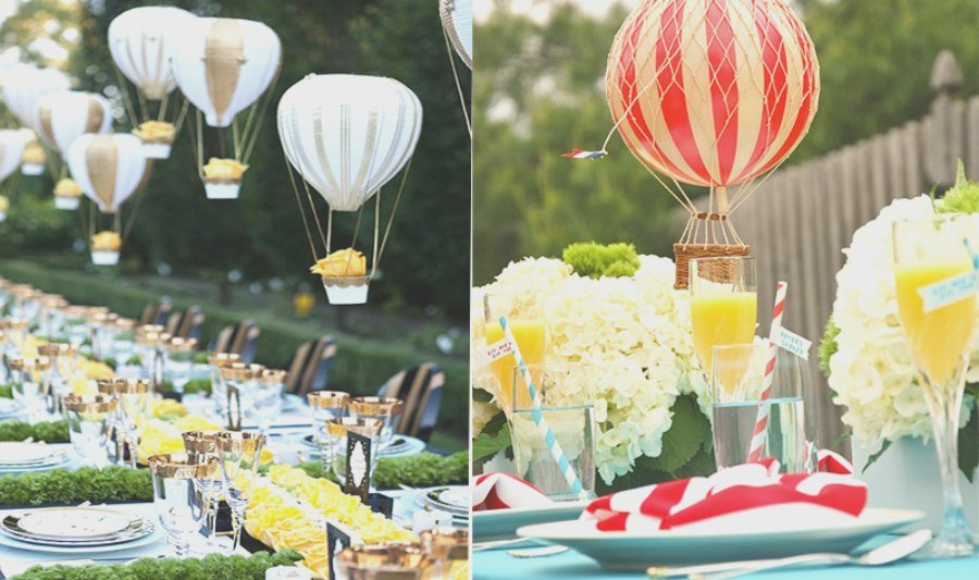 decoracion ideal para bodas con encanto