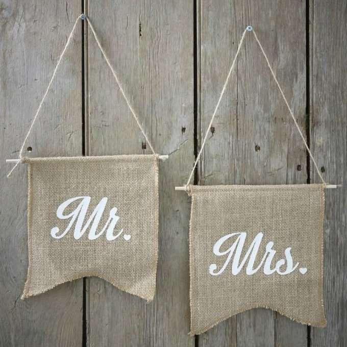 Cartel Mr Mrs