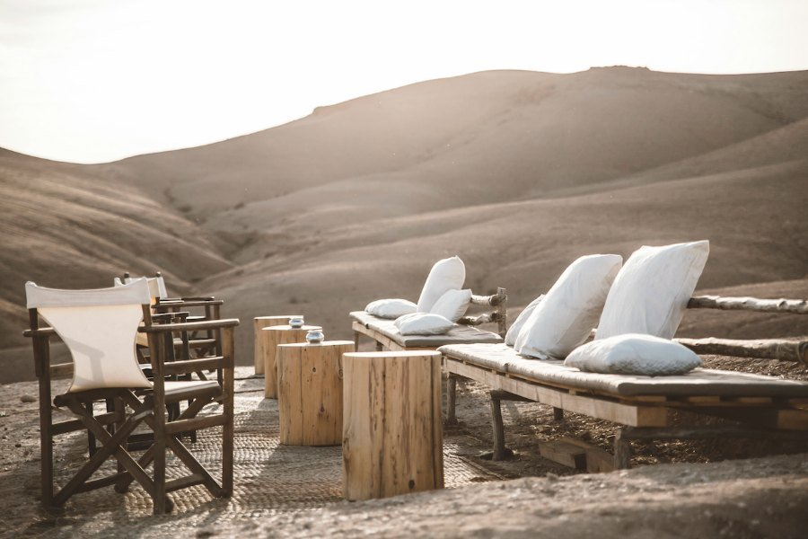 ¿Te casarías en el desierto?