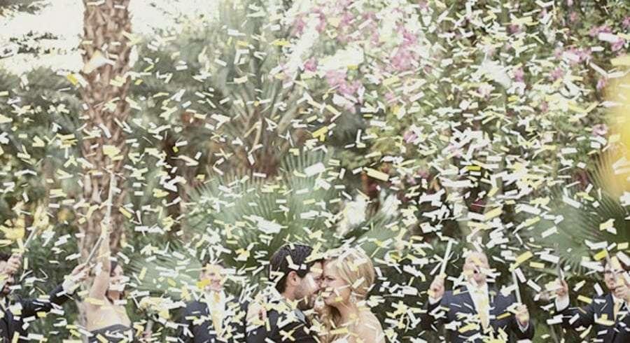 Inspiración para tu boda al aire libre I
