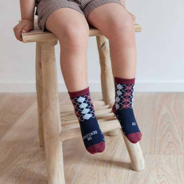 calcetines mini soy un gentleman