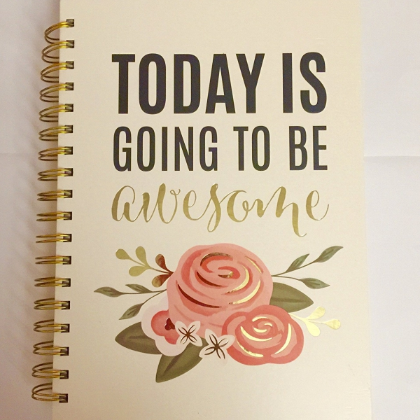 Cuaderno-Today-is-gona-be-awsome-B01BKX6G26